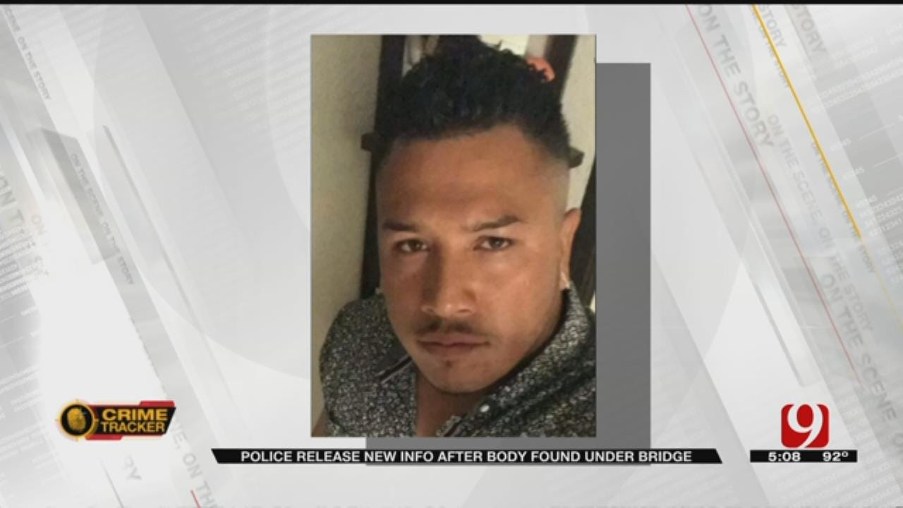 Body Found In NW OKC Tuesday ID'd As Missing Man