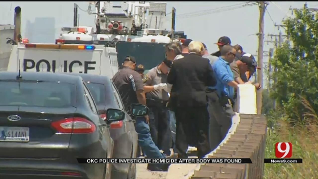 Police Investigating NW OKC Homicide, Body Found Under Bridge