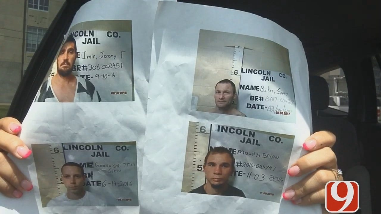 Pott. County Undersheriff Familiar With Lincoln County Escapees