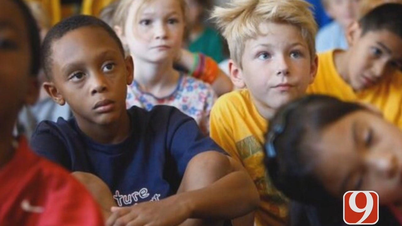 Oklahoma Ranks 36th In National Ranking Of Child Well-Being