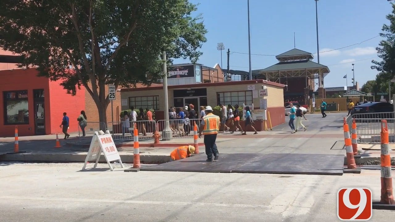 Man Arrested After Groping Women In Bricktown Over Weekend