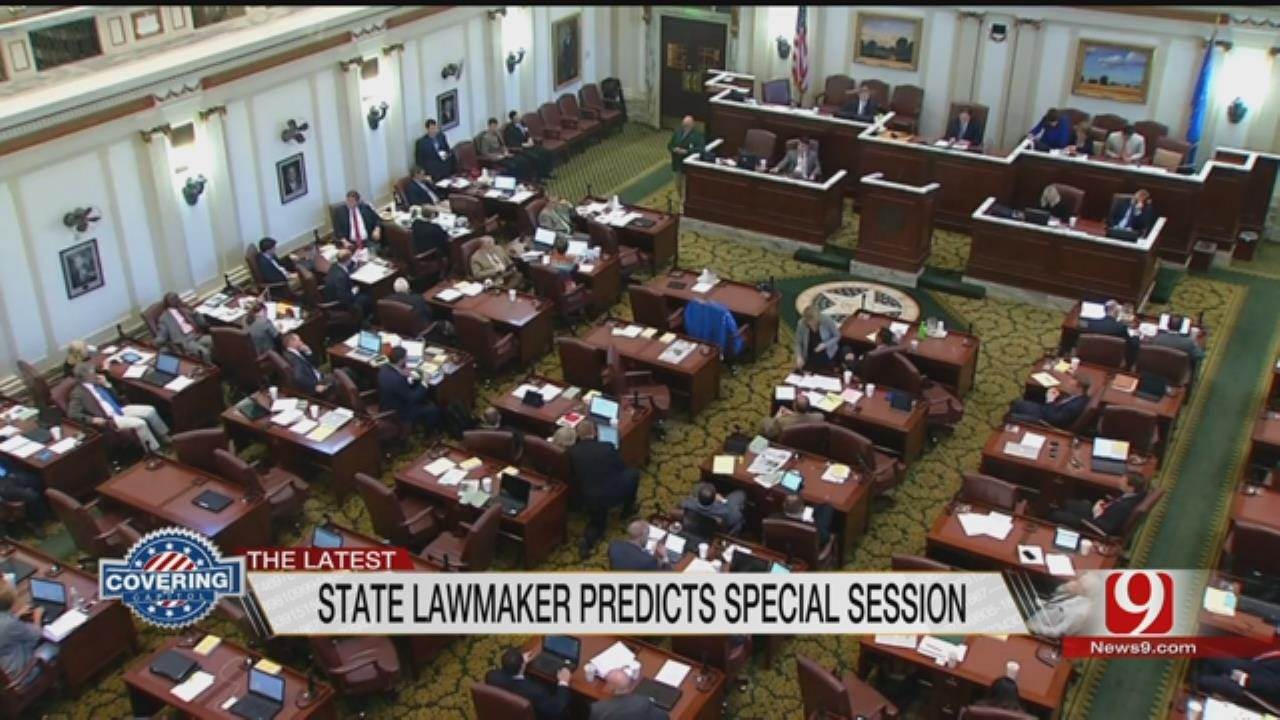Lawmaker Predicts Special Session This Fall