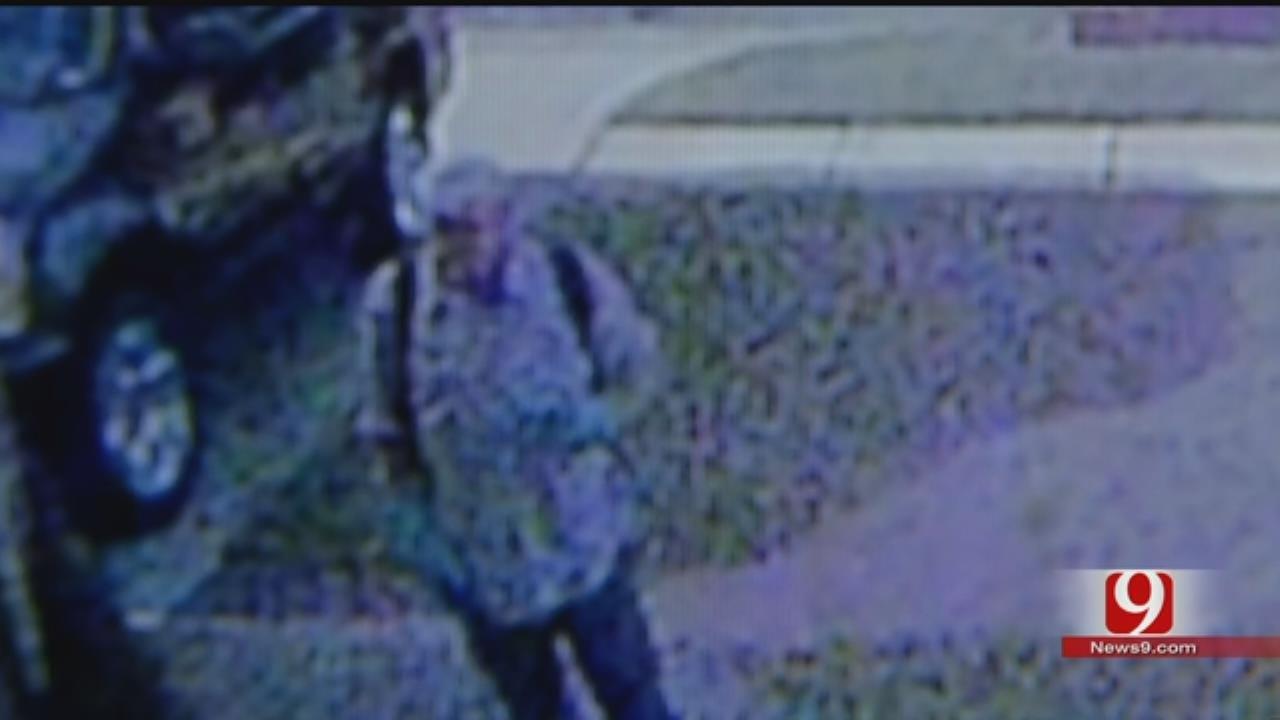 Yukon Man's SUV Damaged After Lawn Care Employee Sprays Wrong Yard