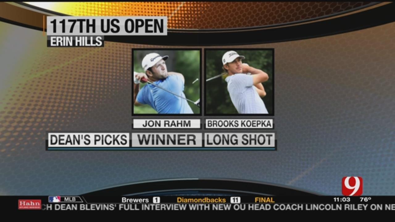 U.S. Open Picks