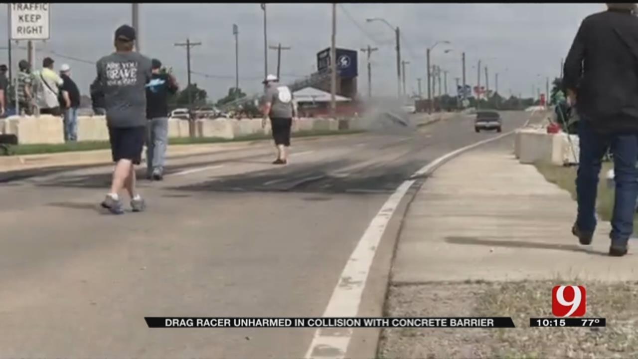 Driver Survives El Reno Drag Race Crash Thanks To Safety Precautions