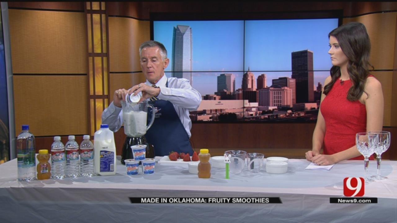 MIO: Oklahoma Fruity Smoothies