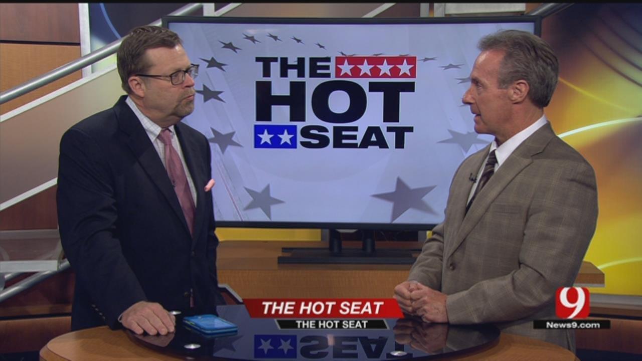 Hot Seat: Pete Reed