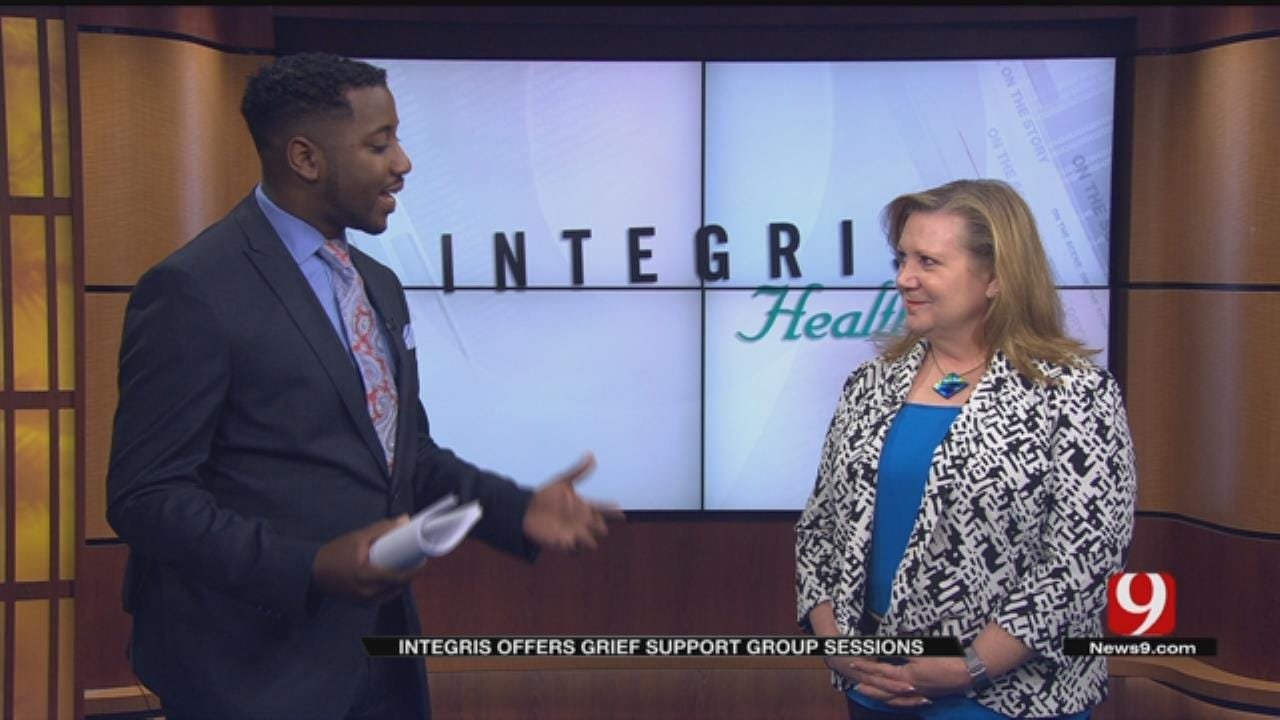 Integris Offers Grief Support Group Sessions