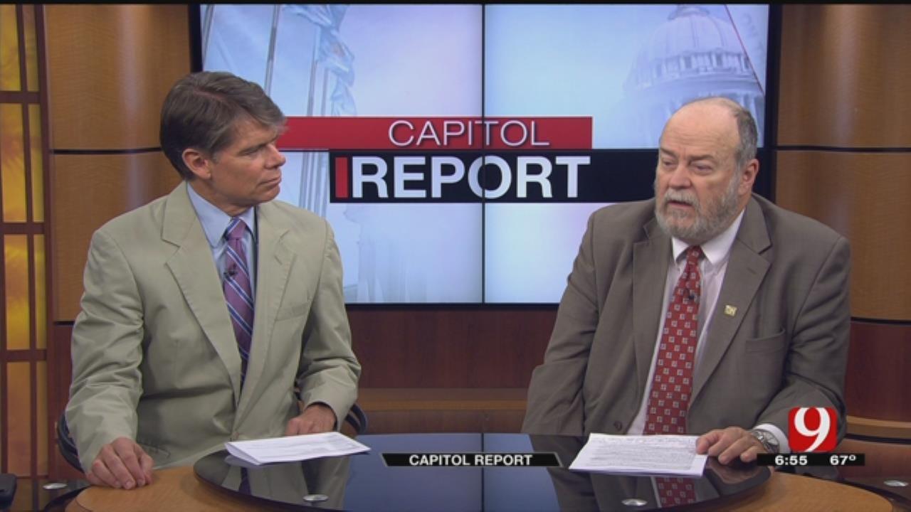 Capitol Report: Enes Kanter
