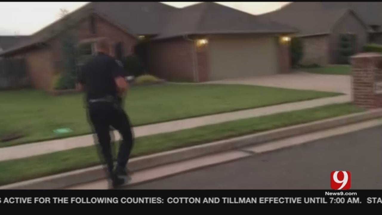 Edmond Police Arrest Auto-Burglary Suspects