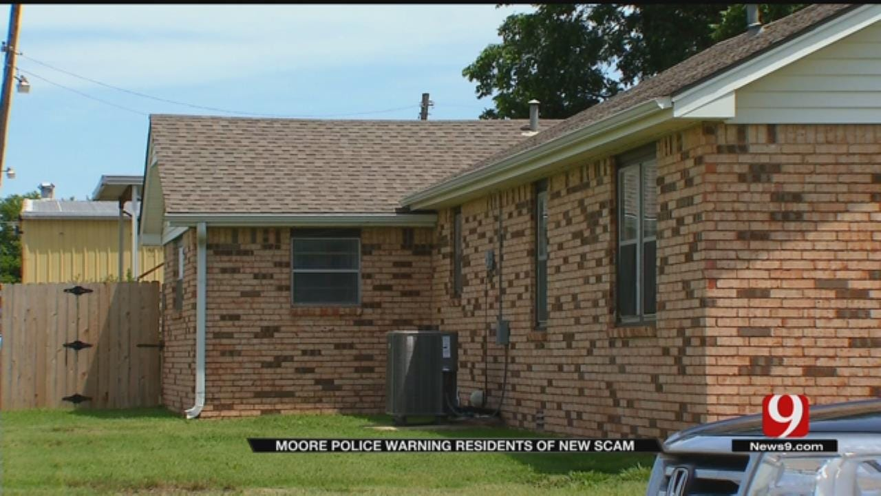 Moore Police Warns Of Housing Scam