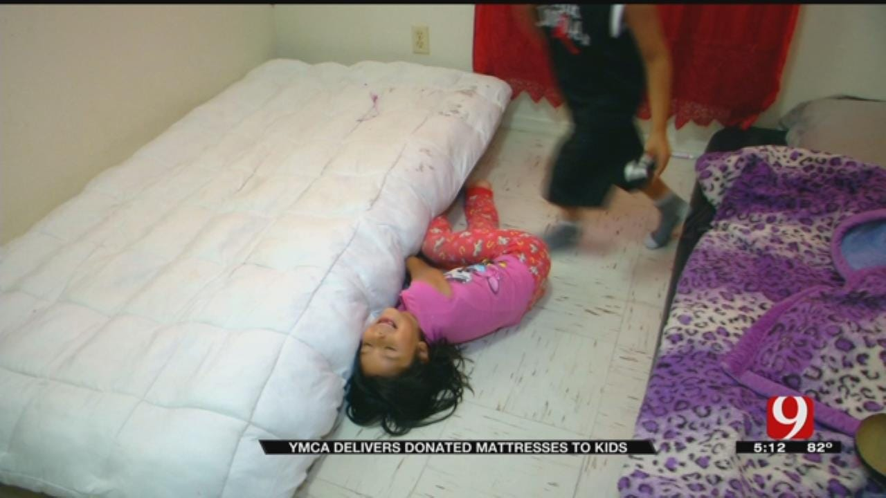 119 Beds Donated To Oklahoma City Children