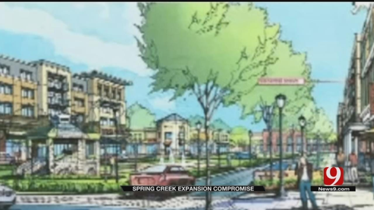 Spring Creek Expansion Compromise Appears Close In Edmond