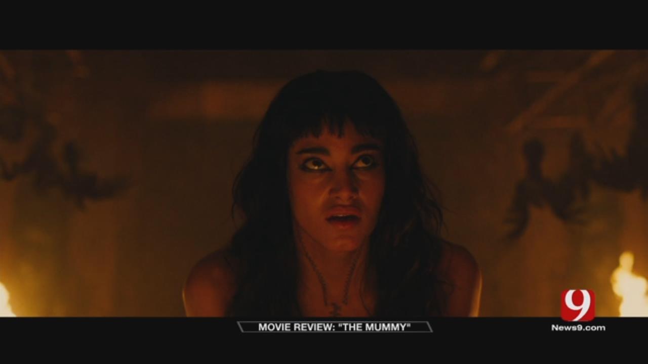 Dino's Movie Moment: The Mummy