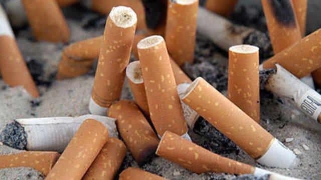Big Tobacco Companies Filing Lawsuit Over Cigarette Fee