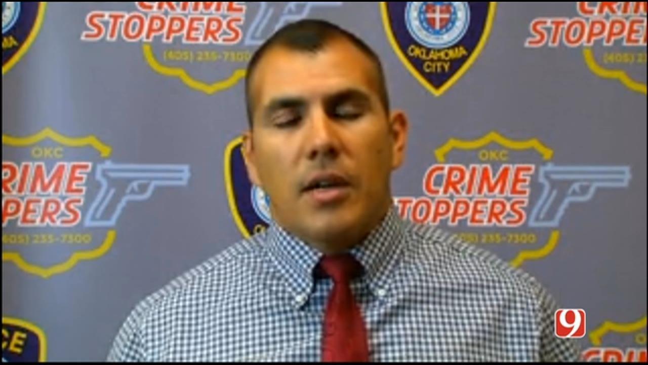 OKCPD Presser Regarding Officer Arrest
