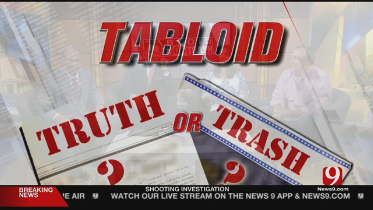 Tabloid Truth Of Trash For Tuesday, June 6