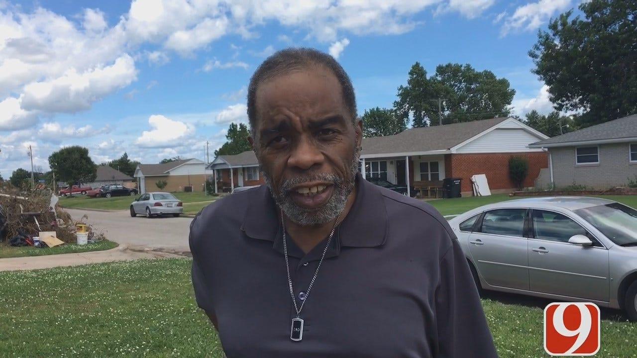 Racist Note Left On Moore Man's Door