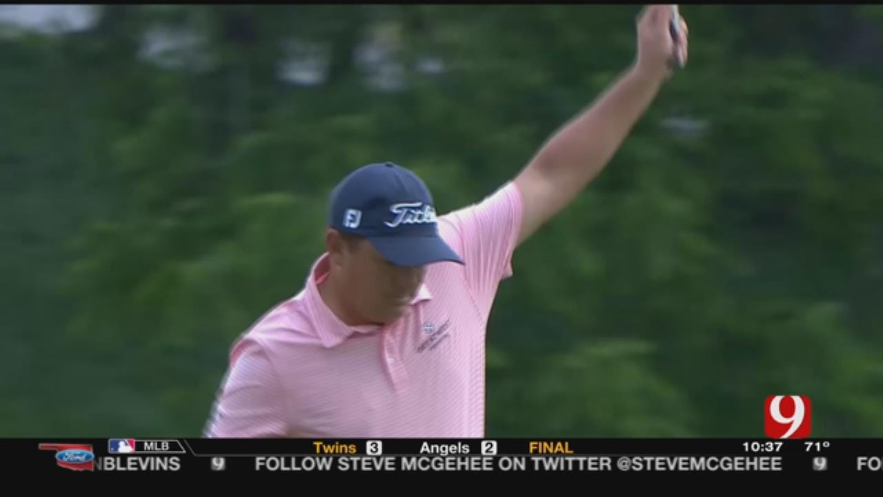 Rickie Fowler Golf Final Round