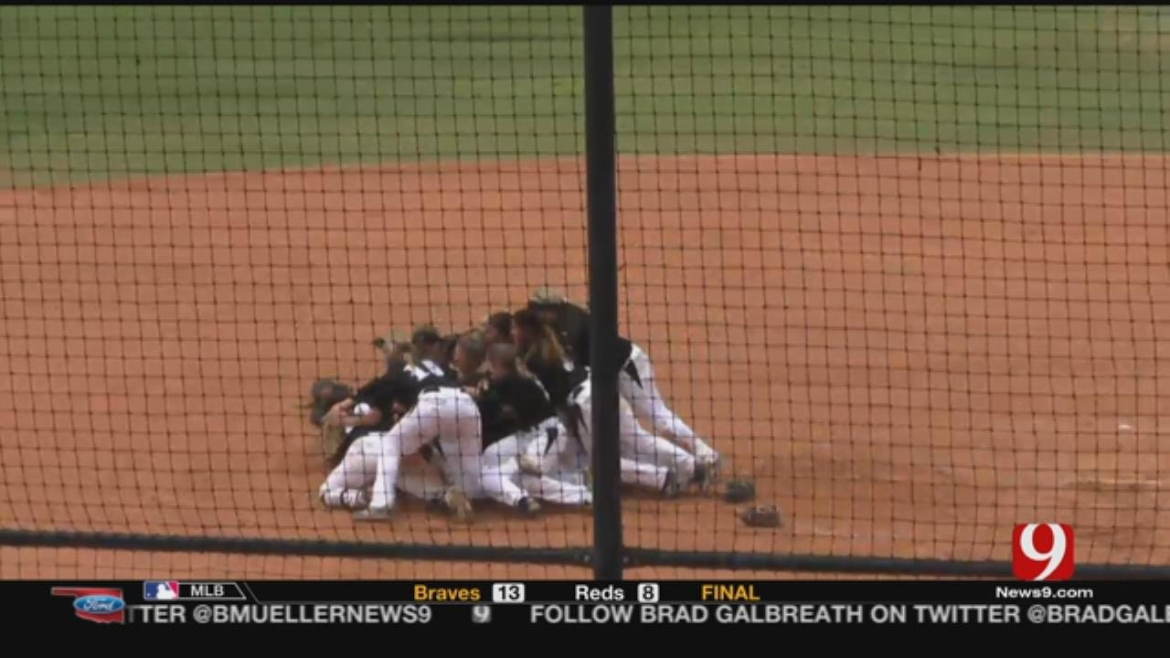 OCU Wins NAIA World Series