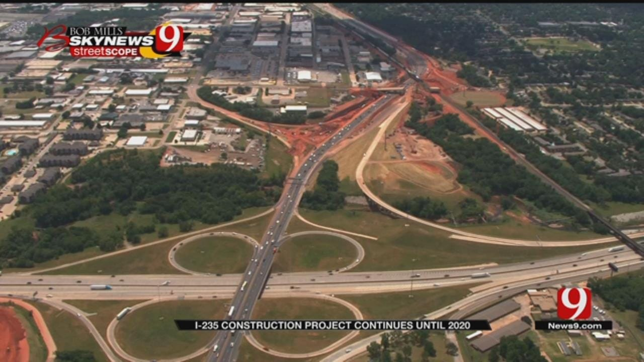 ODOT Breaks Down Cost Of Remaining Phases Of I-235 Project