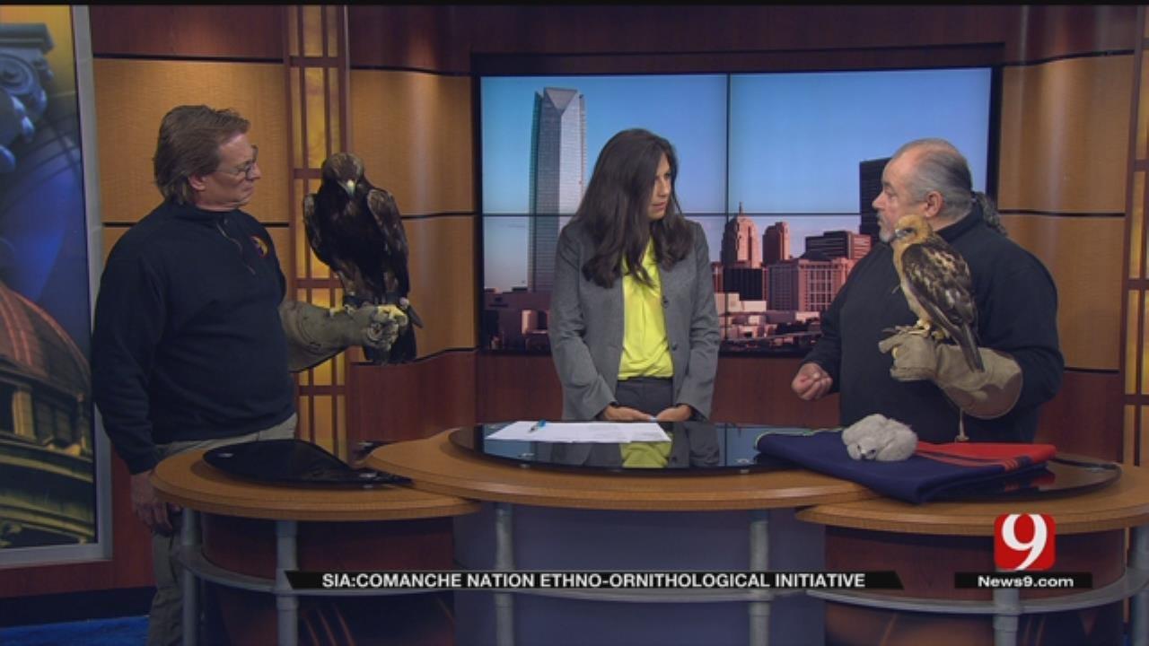 SIA: Comanche Nation Ethno-Ornithological Initiative