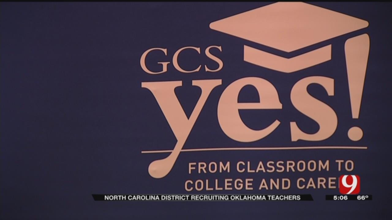 North Carolina School Hopes To Fill Positions With Disgruntled Oklahoma Teachers