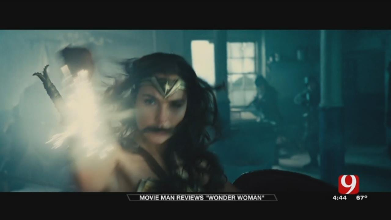Dino's Movie Moment: Wonder Woman