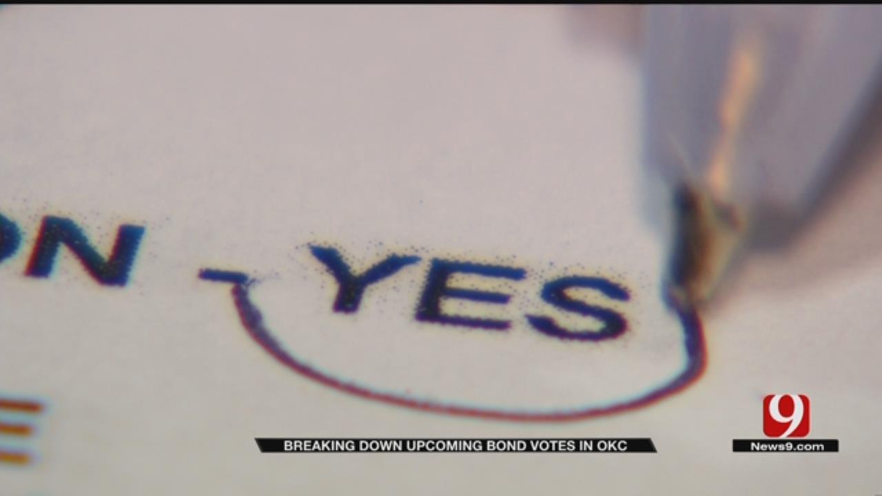 OKC Bond Election Improvements Announced