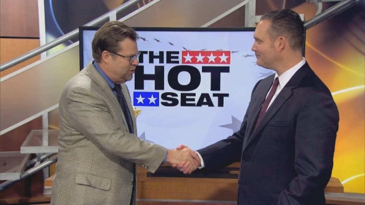 Hot Seat: Speaker Of The House Charles McCall