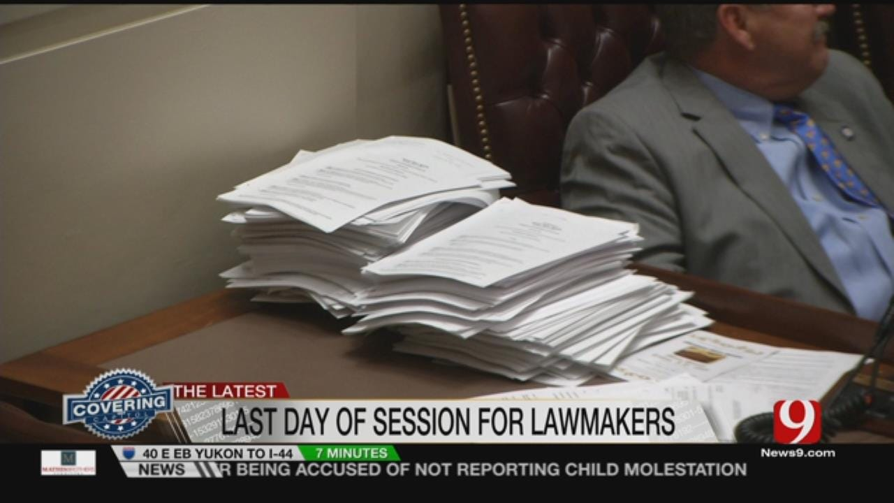 Still No Budget Passed On Final Day Of Session