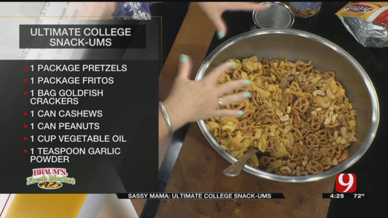 Ultimate College Snack-ums