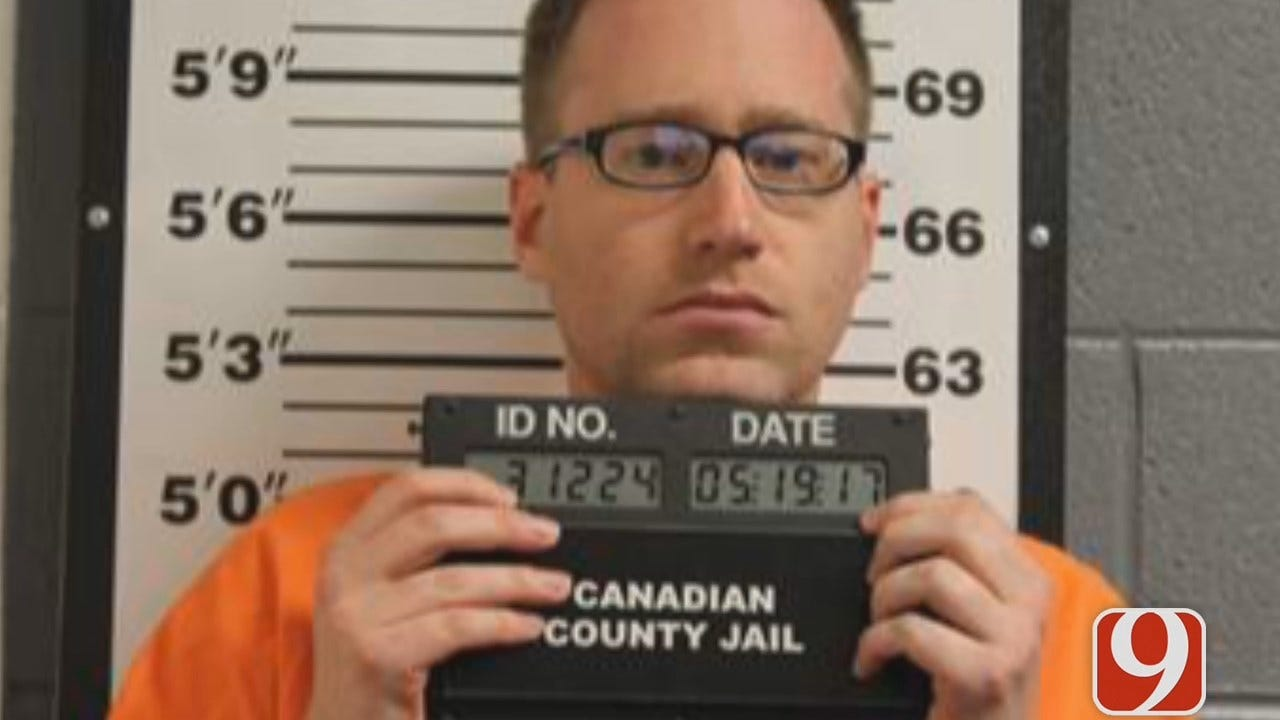 Mustang Times Editor Arrested On Child Porn Charges