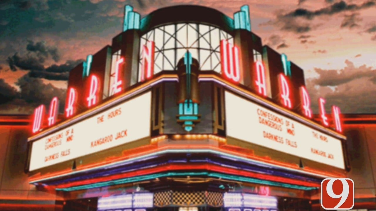 Warren Theater Projects Continue As Planned Despite Sale To Regal Entertainment