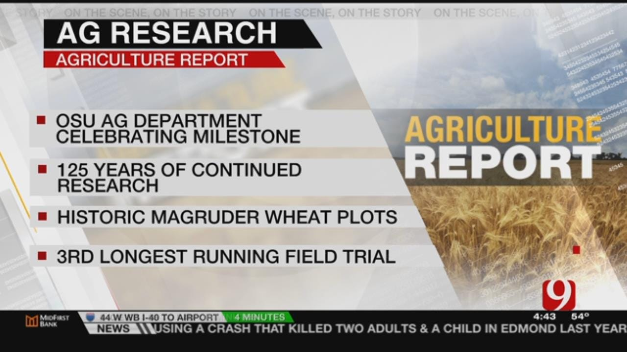 Ag Report: May 22, 2017