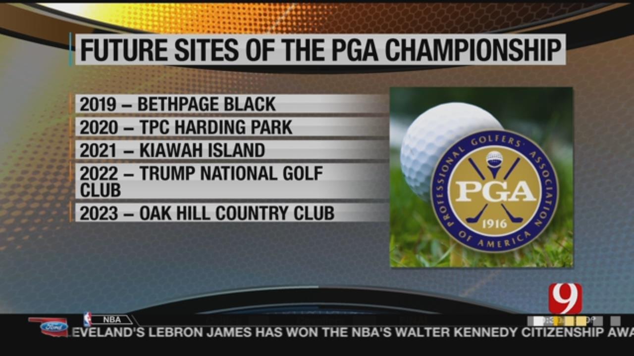 PGA Returning To Southern Hills?