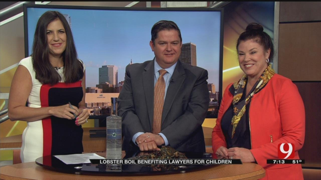 Lobster Boil Benefiting Lawyers For Children