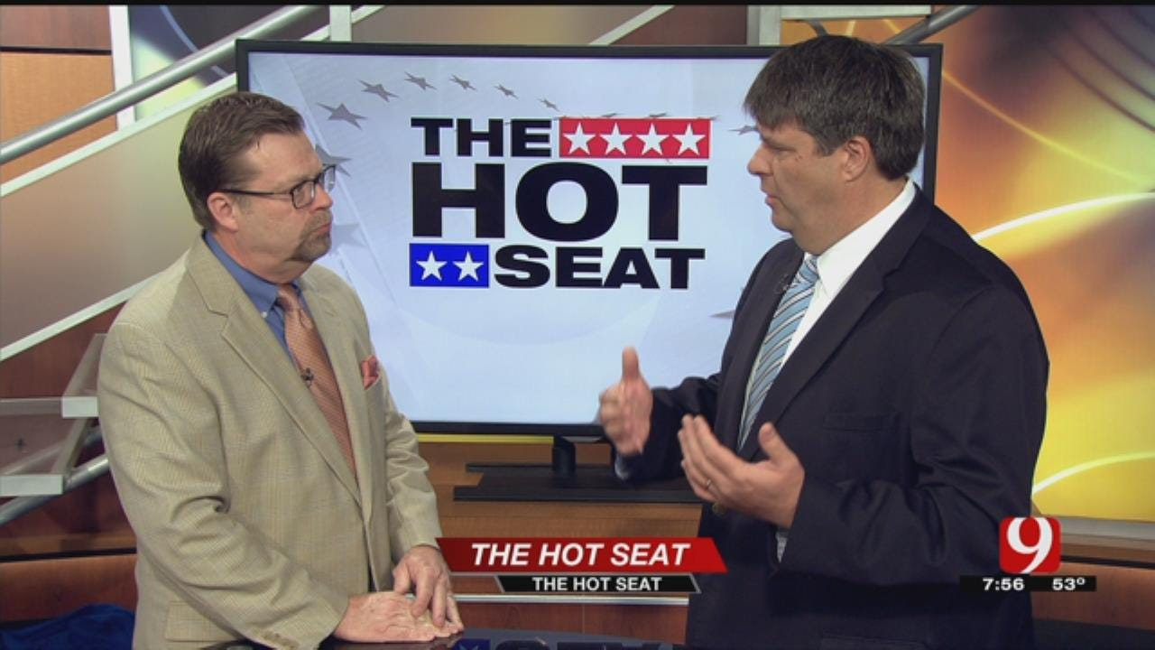 Hot Seat: Pat McFerron