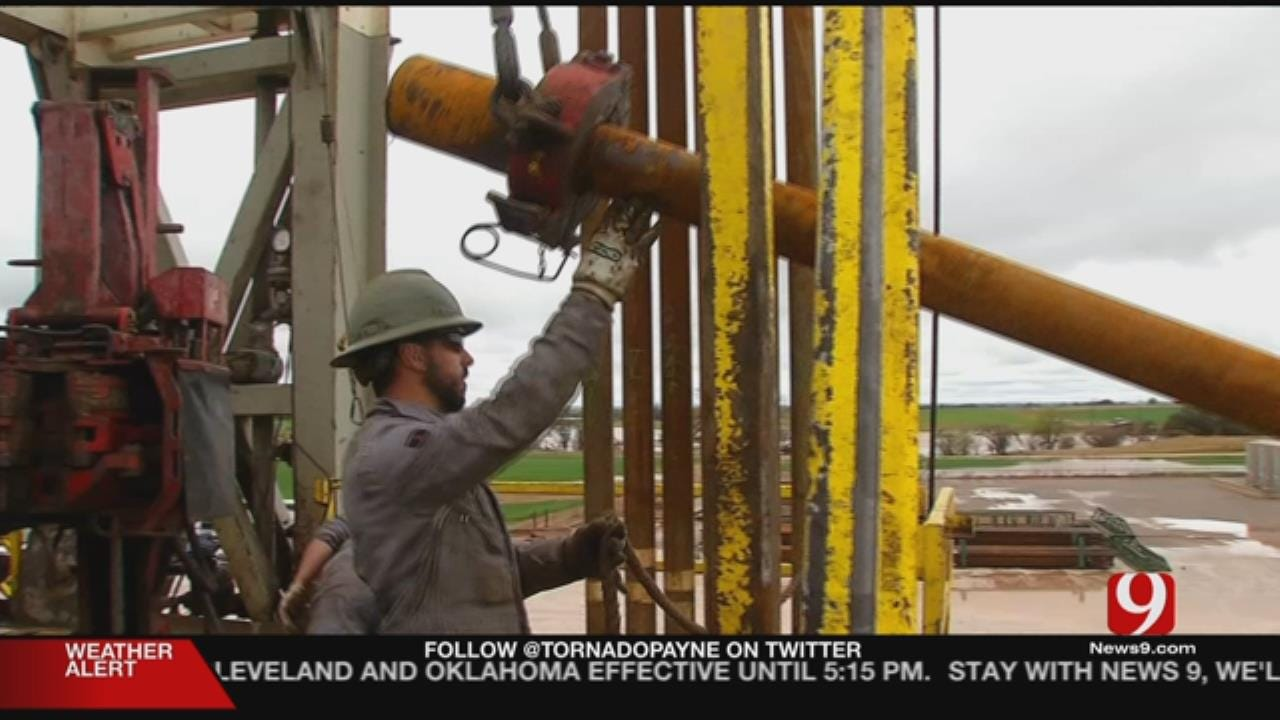 Small Oil Producers Worried About Future Of Vertical Drilling