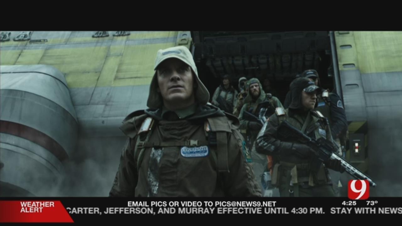 Dino's Movie Moment: Alien: Covenant