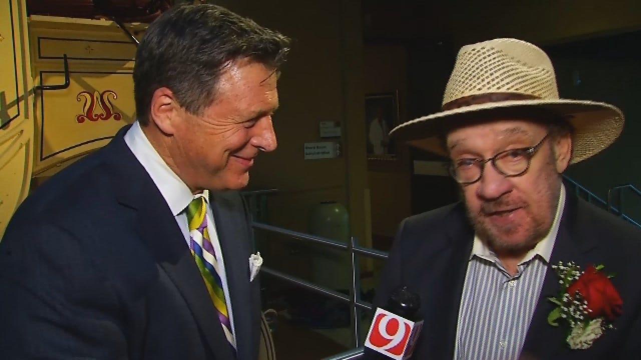 Dean Chats With Radio Legend Al Eschbach Before Thursday's Roast