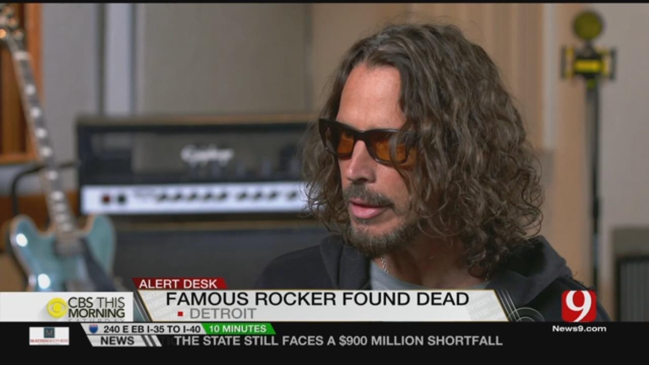 Representative: Rocker Chris Cornell Has Died At Age 52