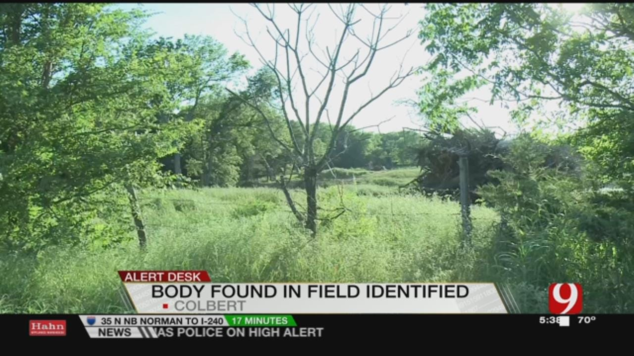 Naked Body Found By Kids In Colbert ID'd