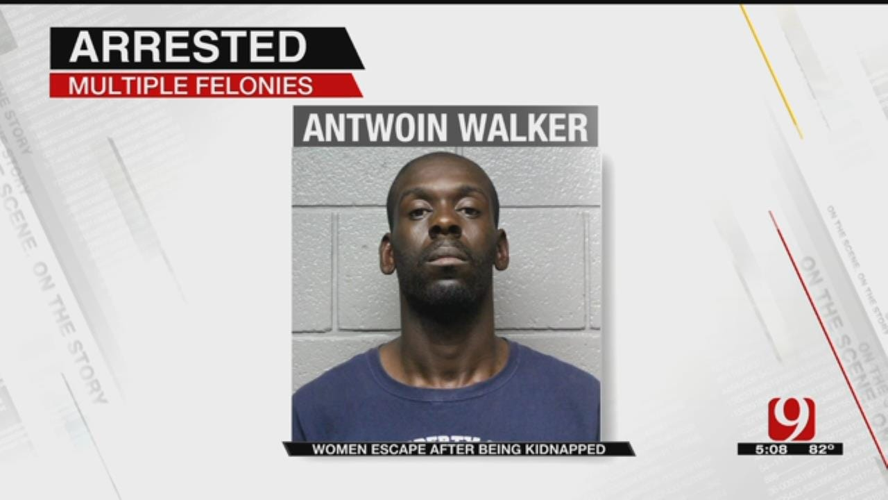 El Reno Women Assaulted, Tied Up In Burning Home, Suspect Arrested