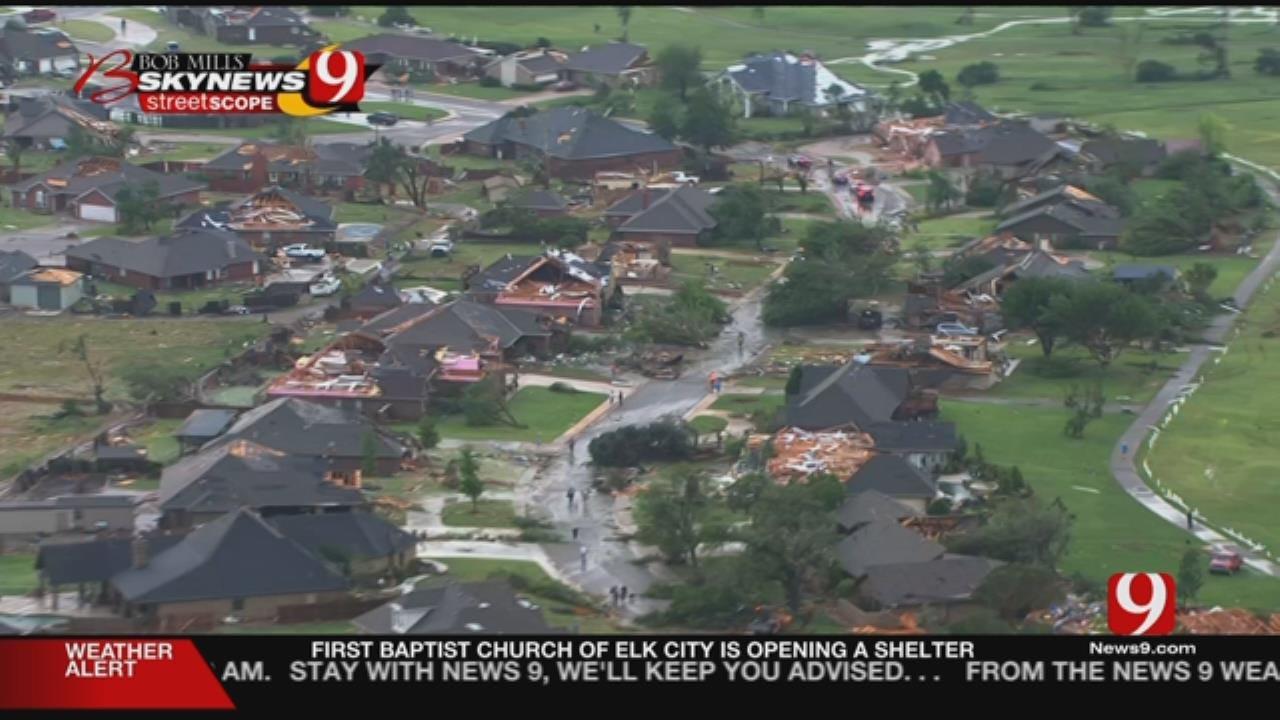 Elk City Officials Talk About Tornado Damage