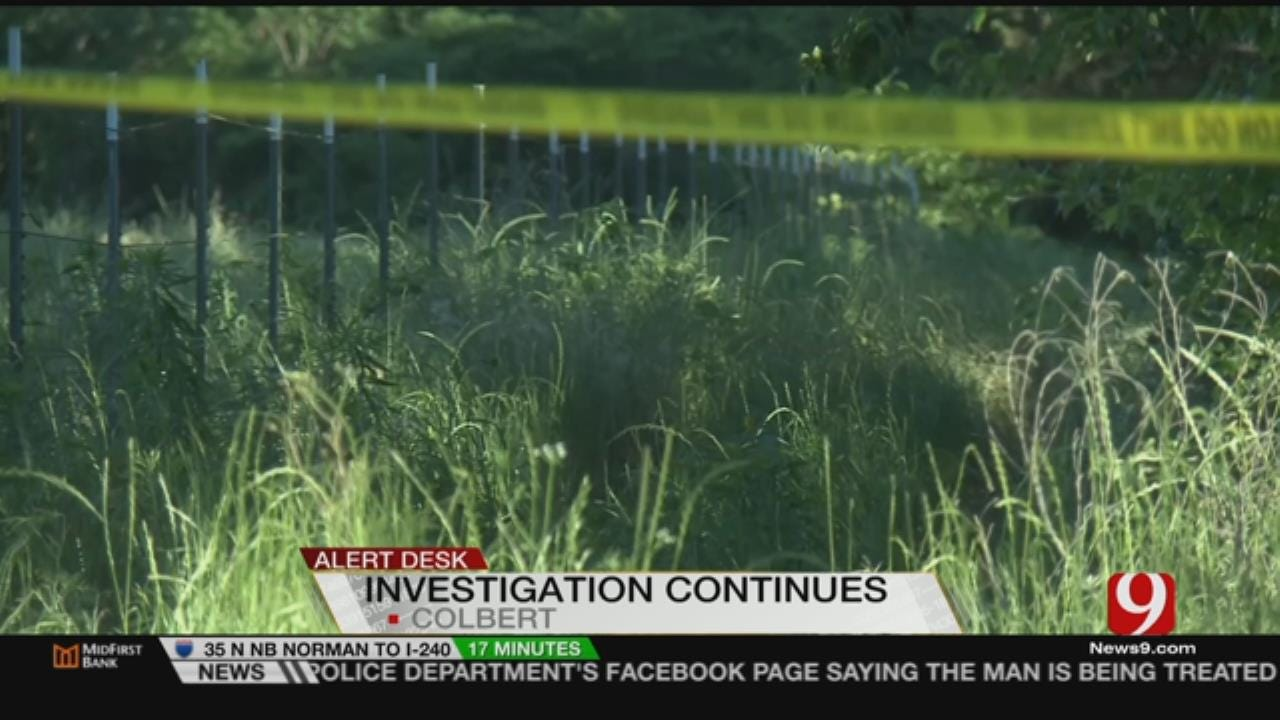 Woman Confident Found Body In Colbert Is Her Fiance