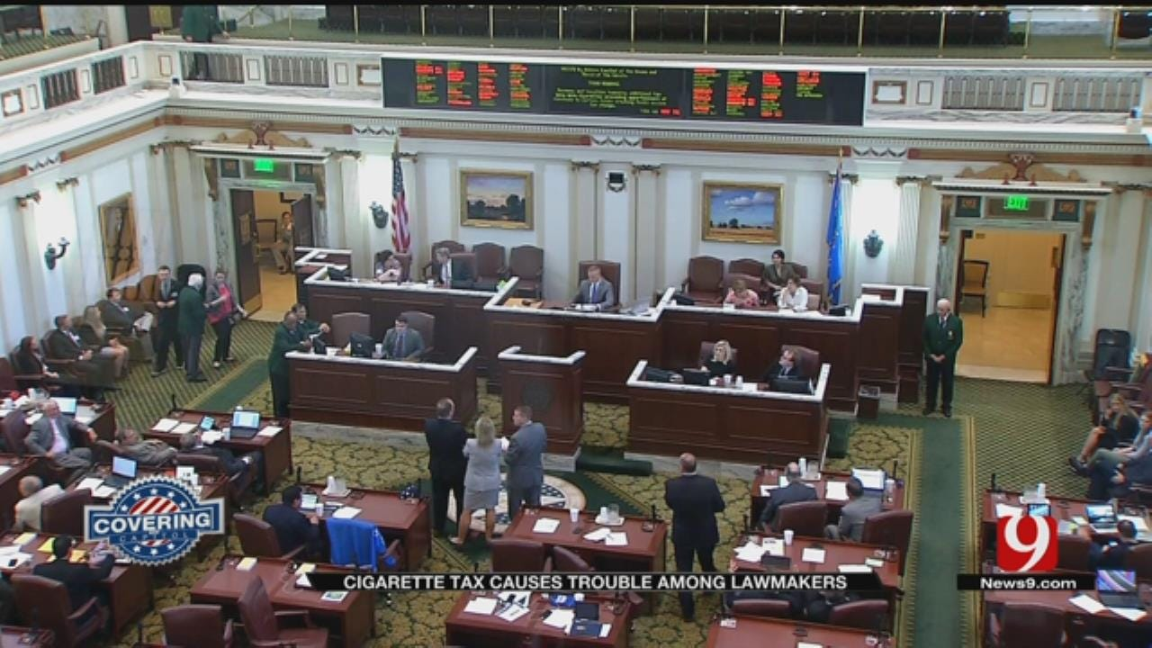Committee Passes Cigarette Tax After Similar Tax Fails In House