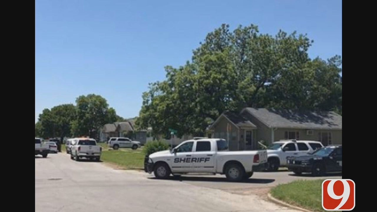 State Trooper Shoots Hostage Suspect In Wewoka