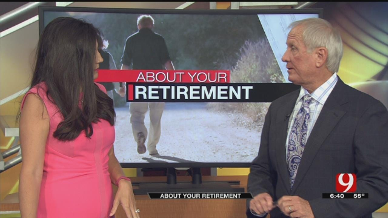 About Your Retirement: Working Later In Life