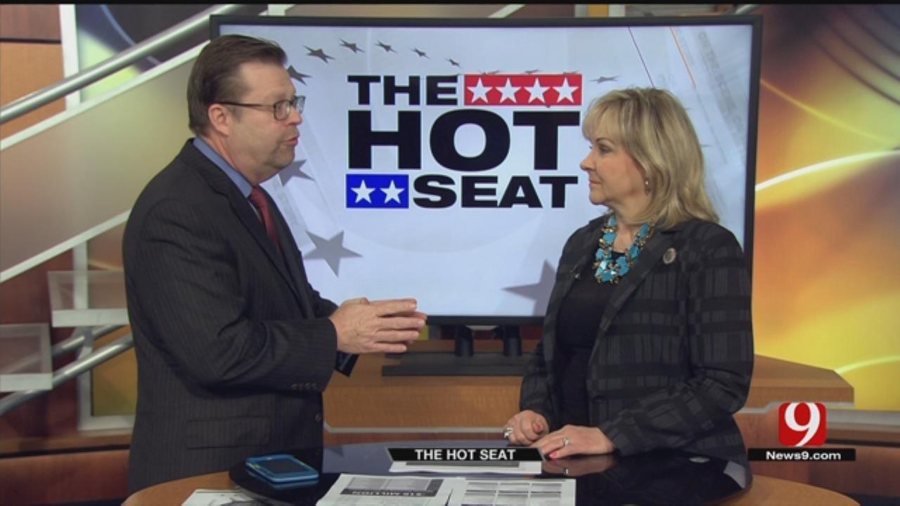 Hot Seat: Gov. Mary Fallin